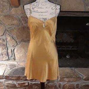 Victoria's Secret silk gown